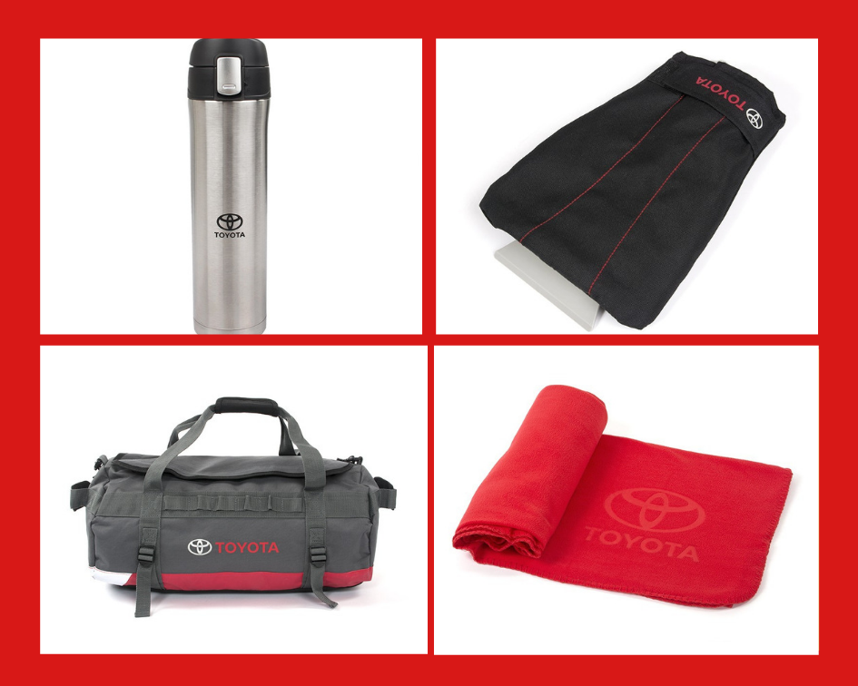 Toyota Branded Accessories