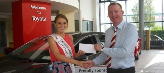 Longford Rose 2016 Sponsorship